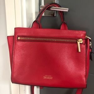 100% Authentic KATE SPADE SATURDAY Crossbody RED